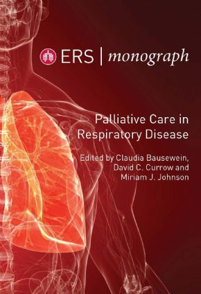 Palliative Care in Respiratory Disease